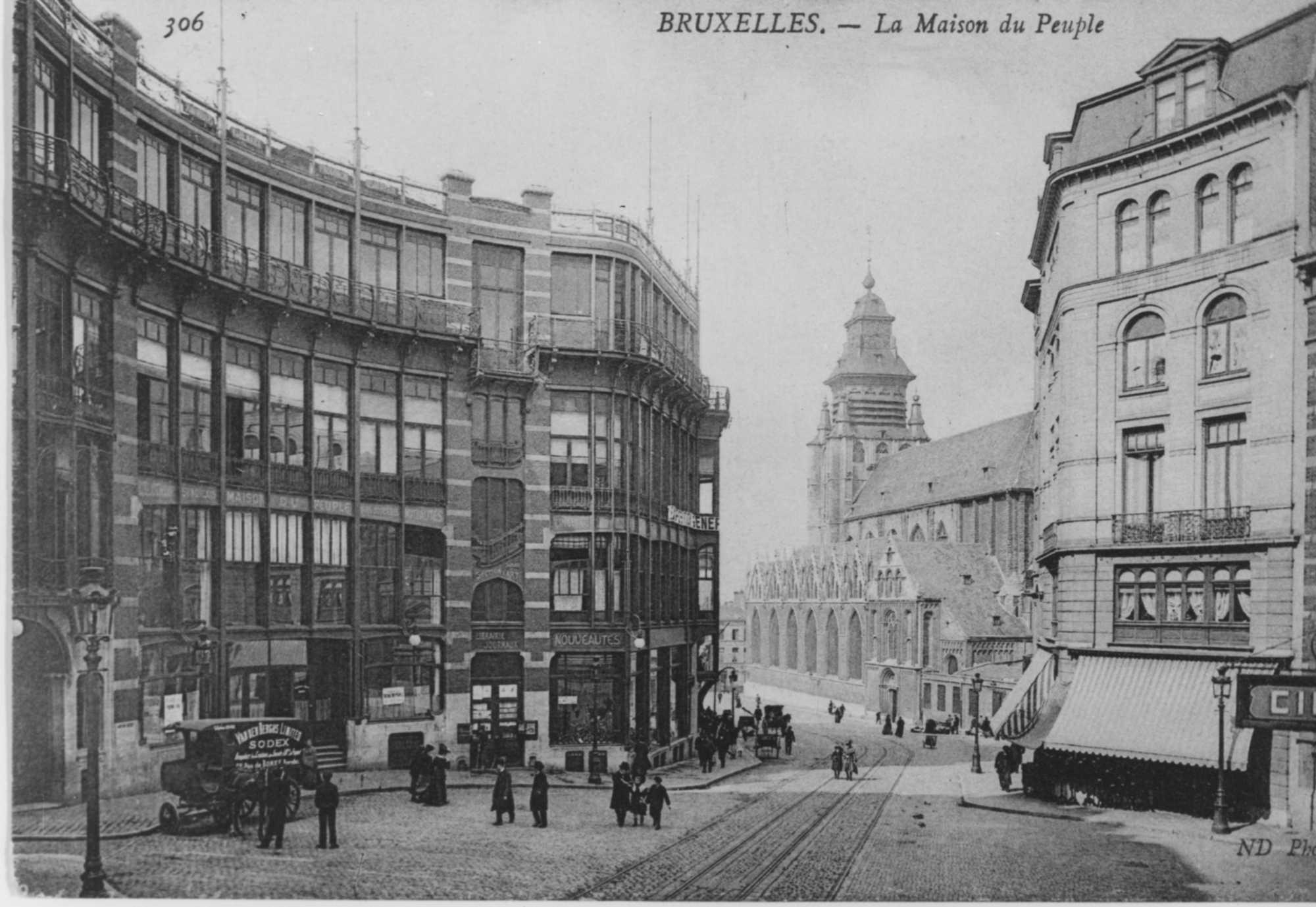 Art nouveau architectuur mus e fin de si cle museum - Stijl ligstoelen anciennes ...