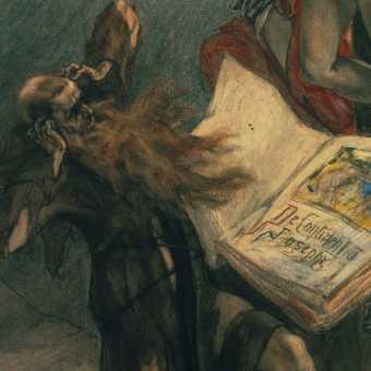 symbolism literature musée fin de siècle museum